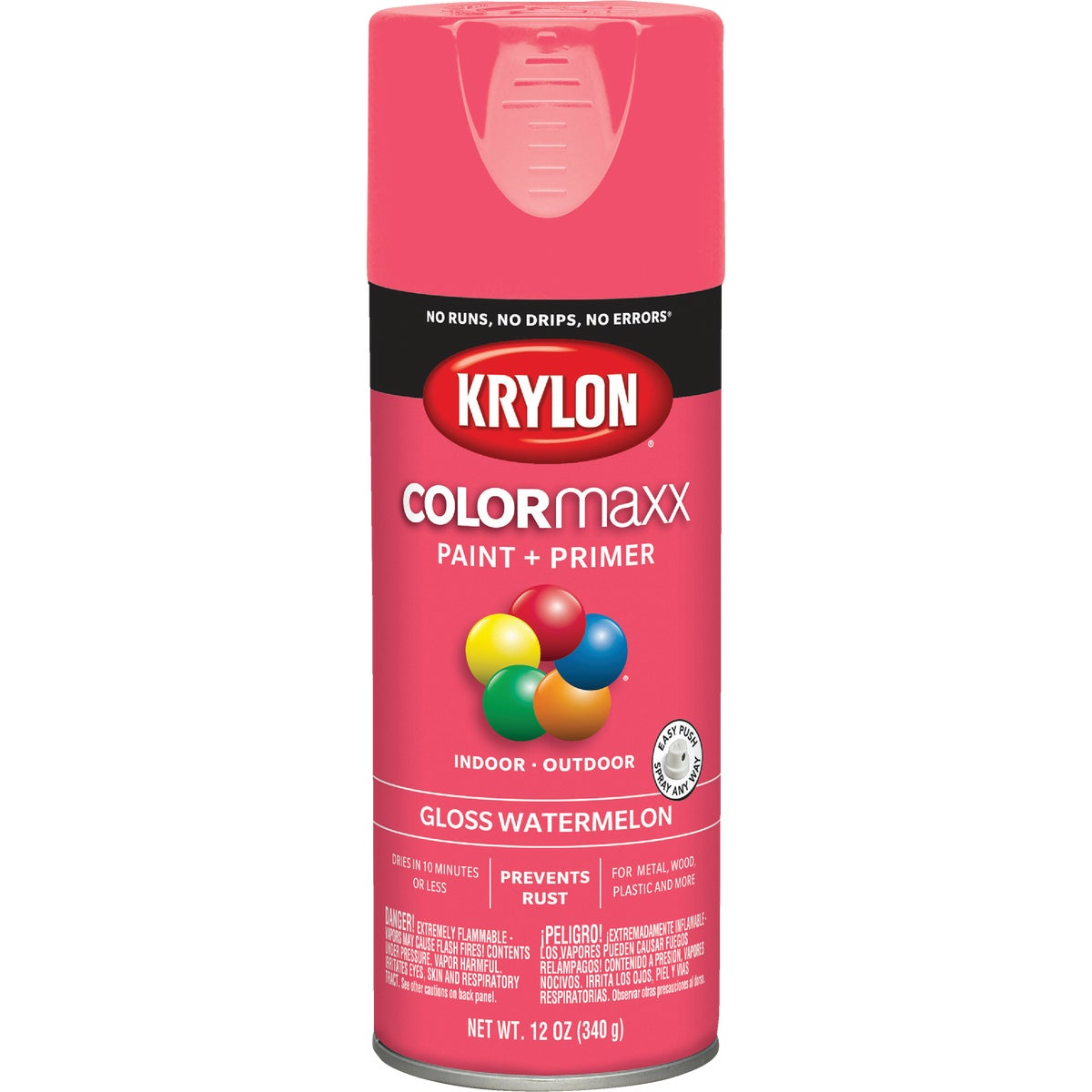 GLS WTRMELON SPRAY PAINT - 53533 by Krylon/consumer Div