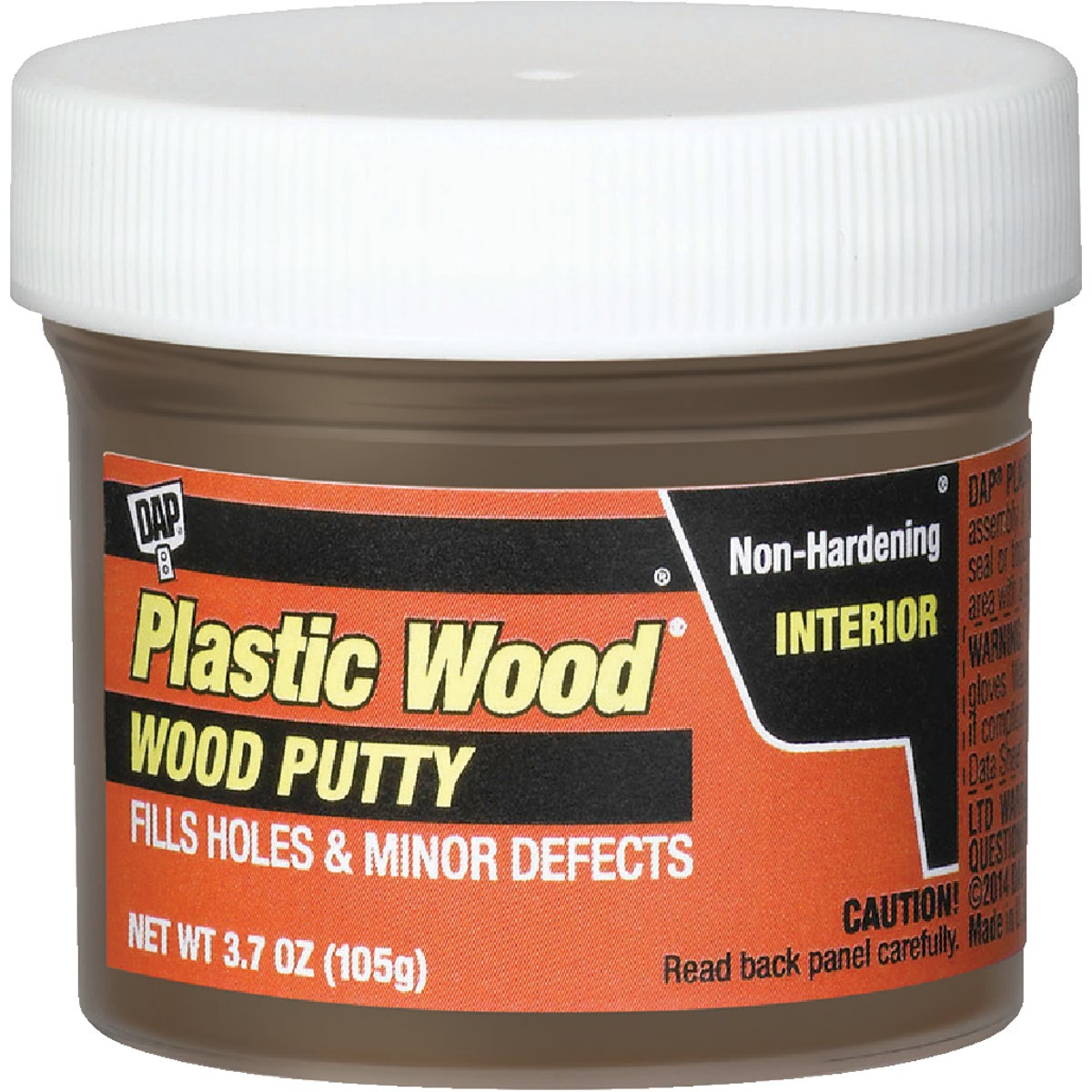 DARK WALNUT FINISH PUTTY - 21255 by Dap Inc