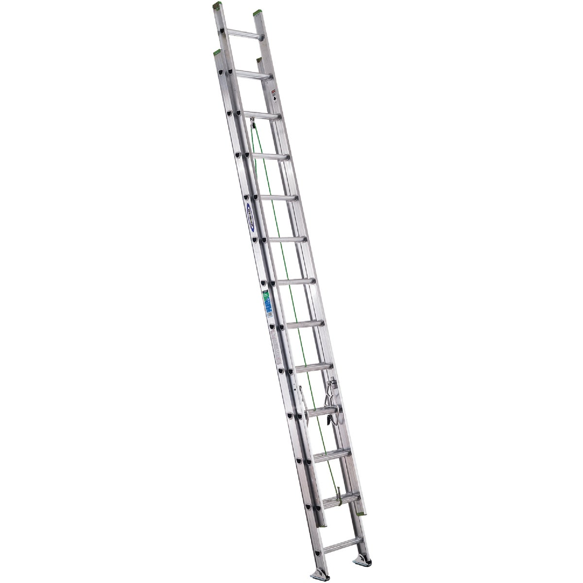 T-2 24' ALUM EXT LADDER - D1224-2 by Werner Ladder