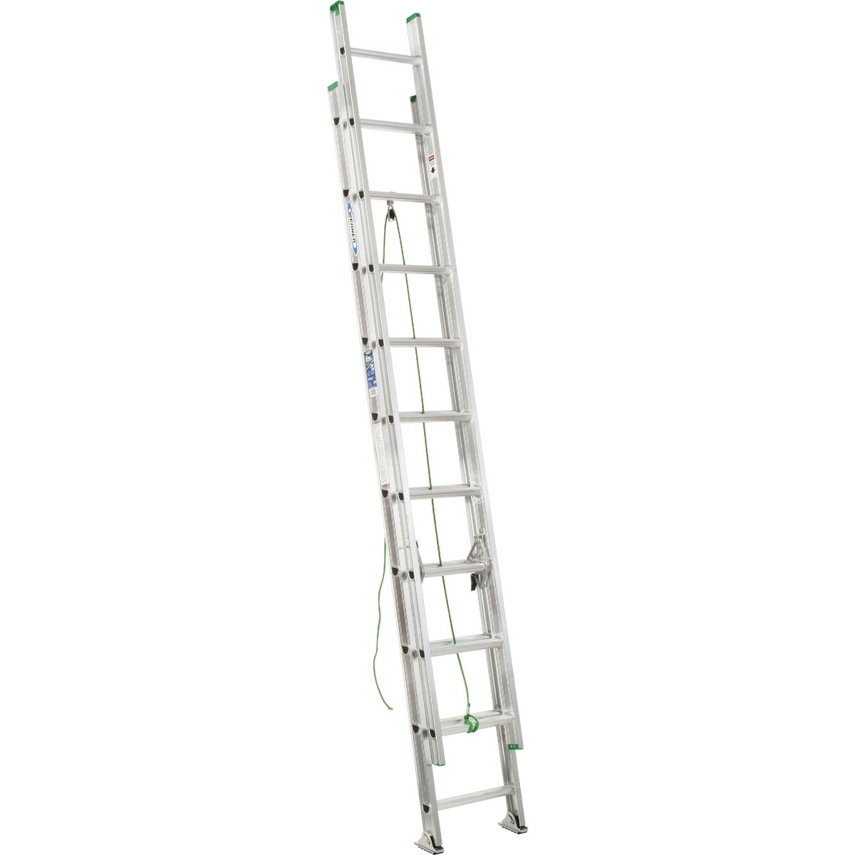 T-2 20' ALUM EXT LADDER - D1220-2 by Werner Ladder