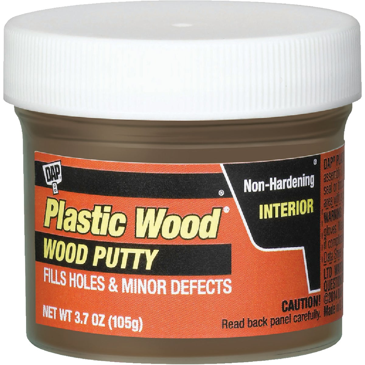 LGHT WALNUT FINISH PUTTY - 21251 by Dap Inc