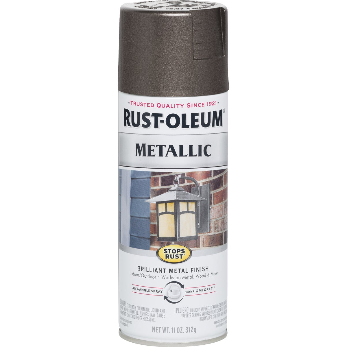 DK BRNZ MTLC SPRAY PAINT - 7272-830 by Rustoleum