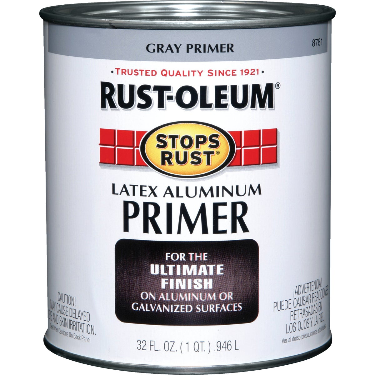 LATEX ALUMINUM PRIMER - 8781502 by Rustoleum