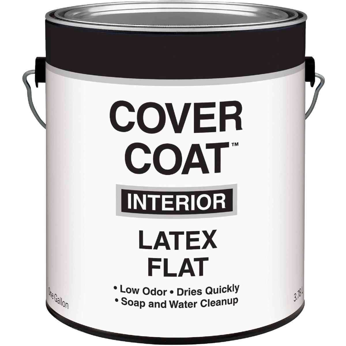 INT FLAT WHITE PAINT - 044.0000255.007 by Valspar Corp