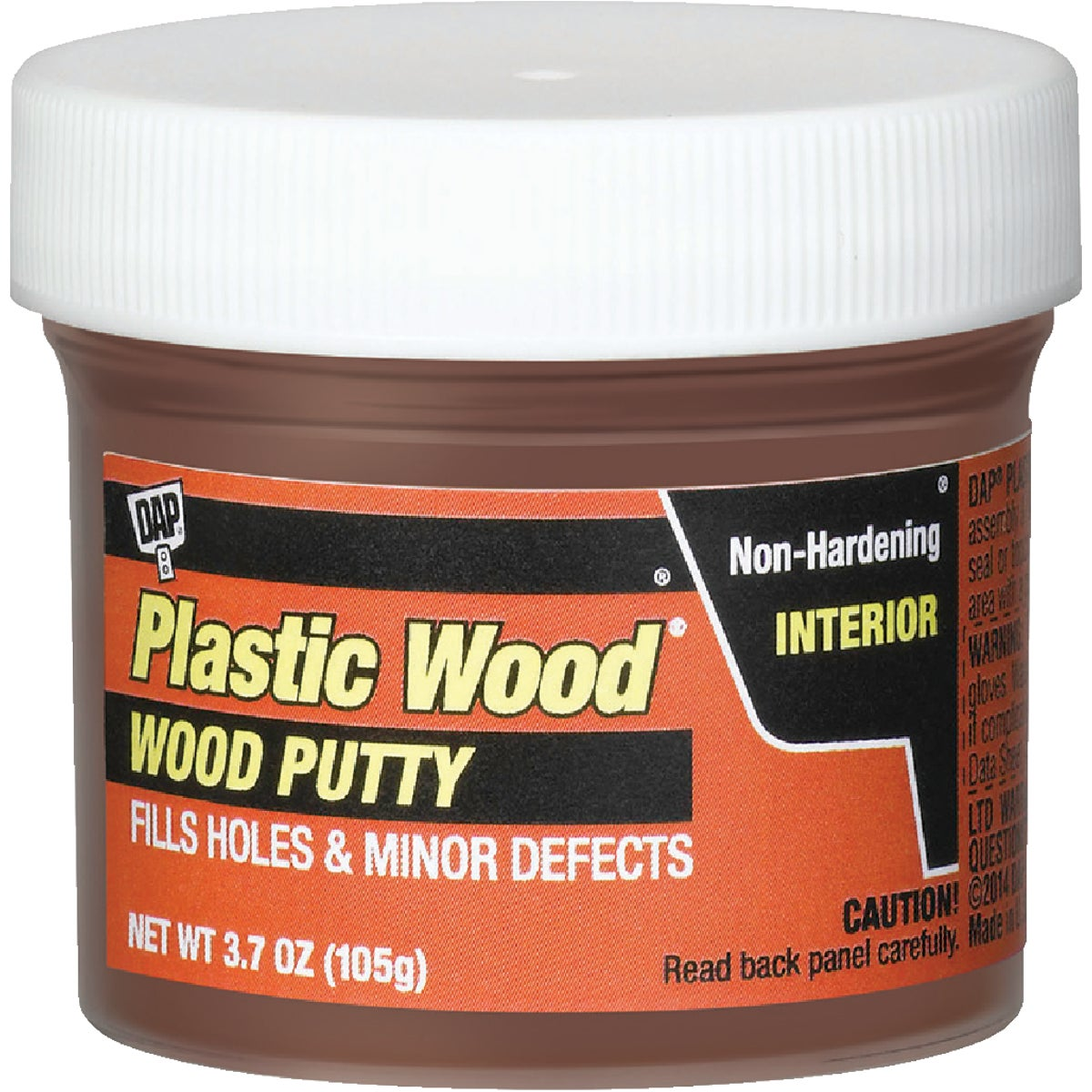RED OAK FINISH PUTTY - 21262 by Dap Inc