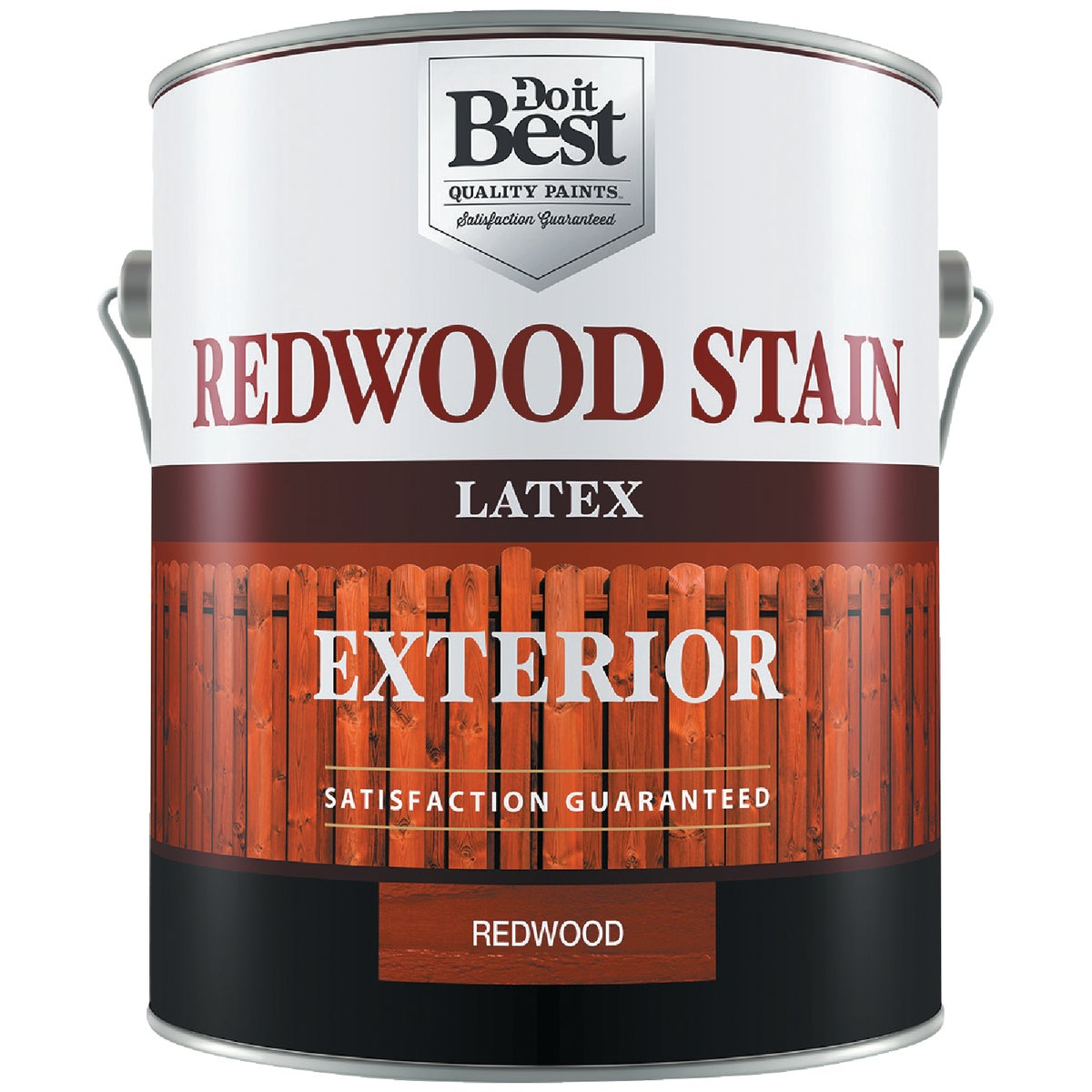 EXT LATEX REDWOOD STAIN