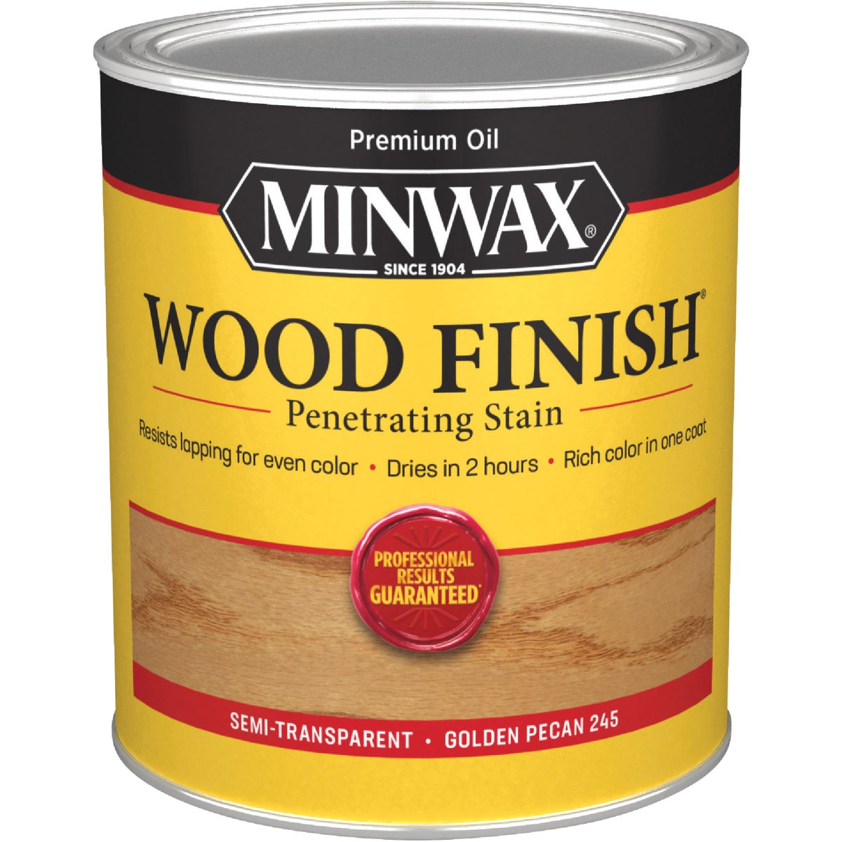 GOLDEN PECAN WOOD STAIN - 70041 by Minwax Company