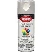 Krylon/Consumer Div BRUSH NICKEL SPRAY PAINT 51255