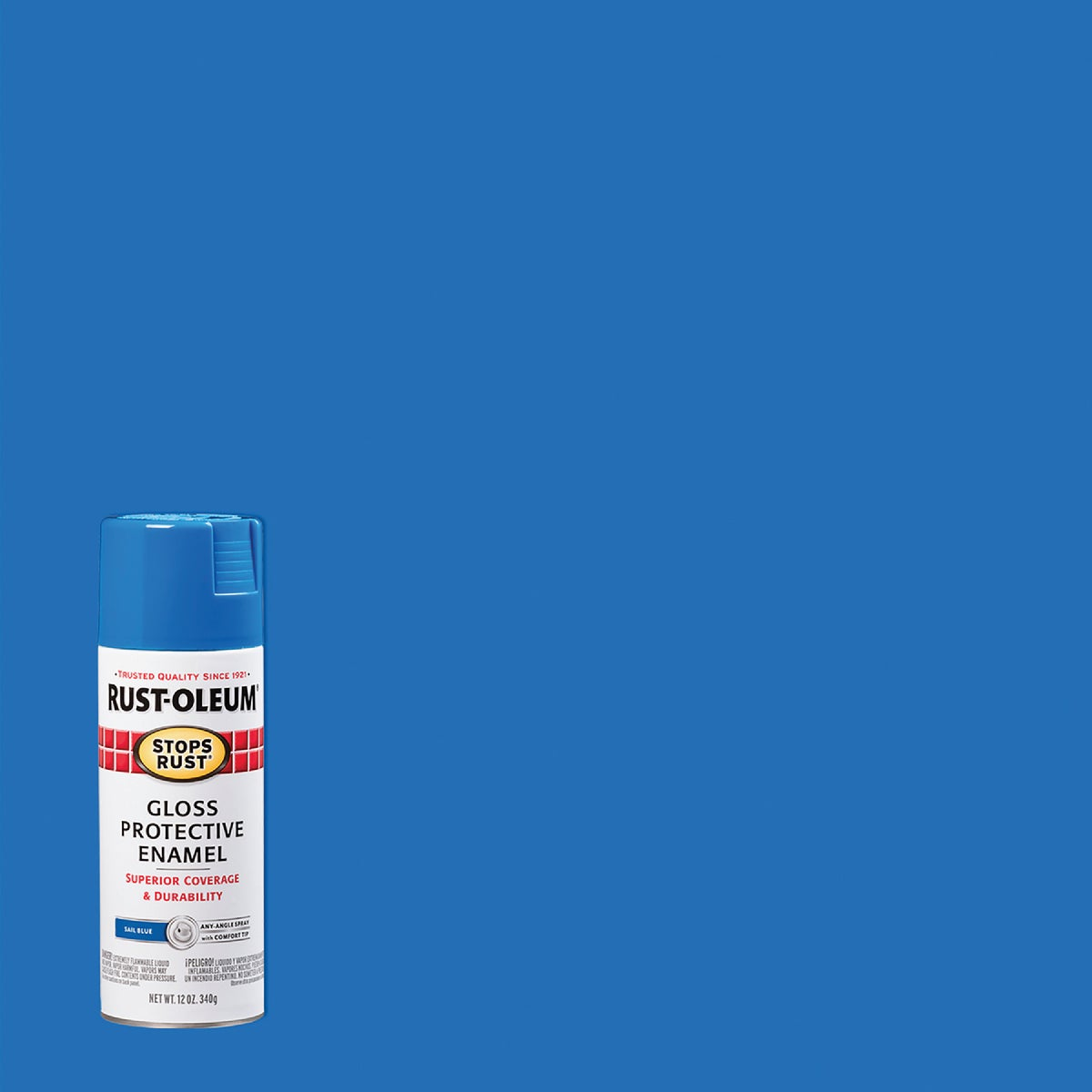 SAIL BLUE SPRAY PAINT - 7724-830 by Rustoleum