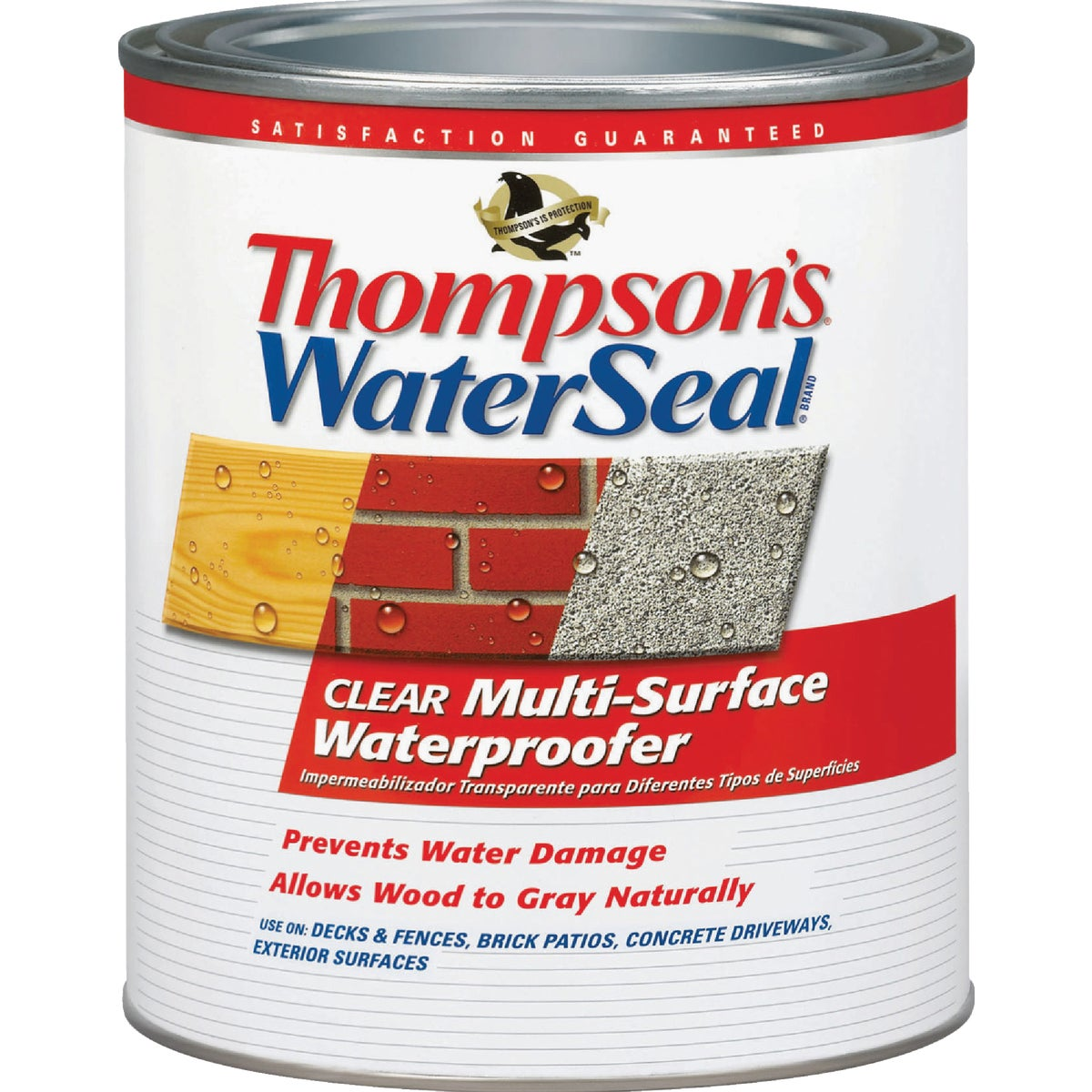 CLR MULTI-SURFACE SEALER - TH.024104-14 by Thompsons