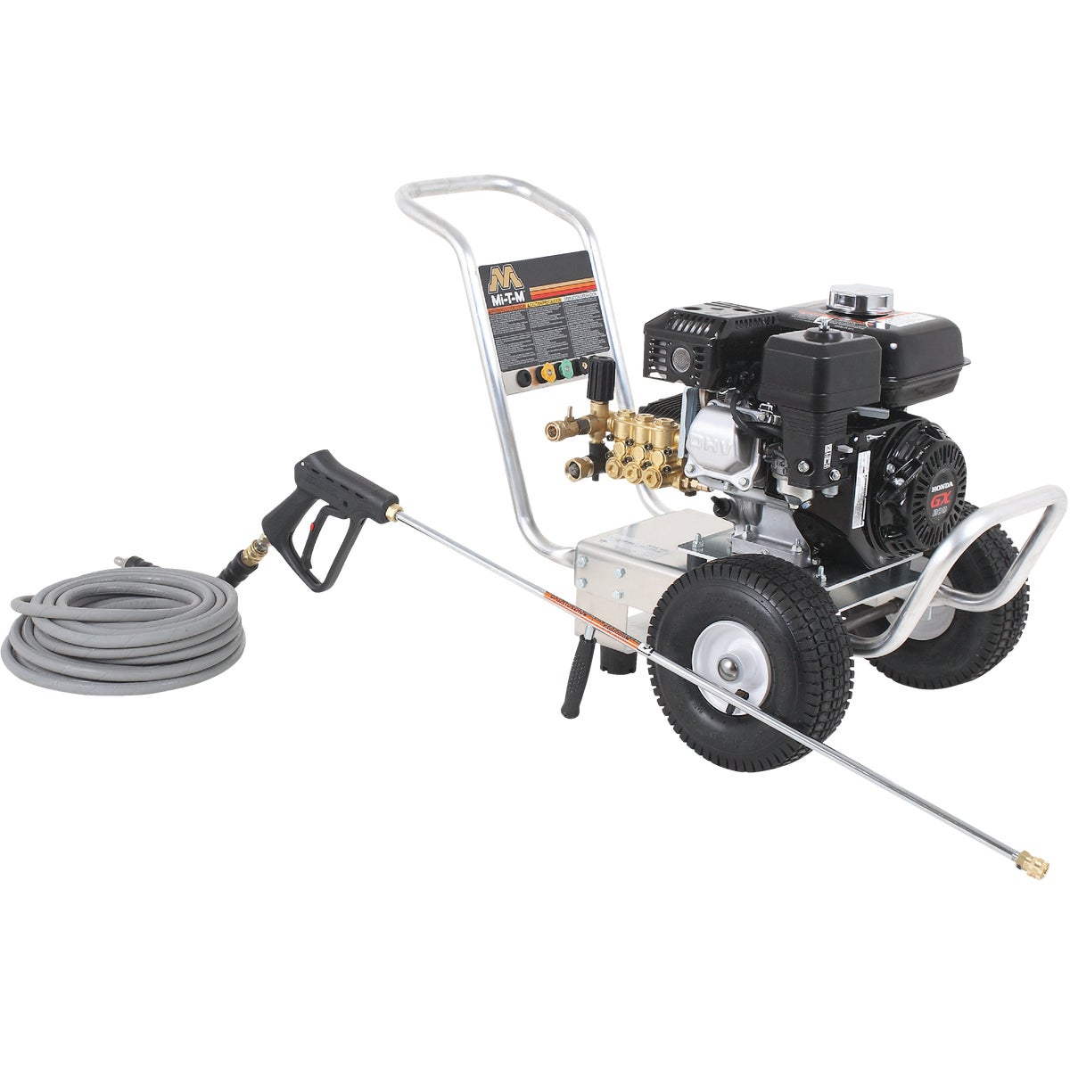 2700PSI PRESSURE WASHER - CA-2703-1MMH by Mi T M Corp