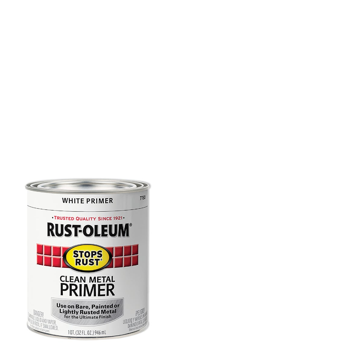WHITE CLEAN METAL PRIMER