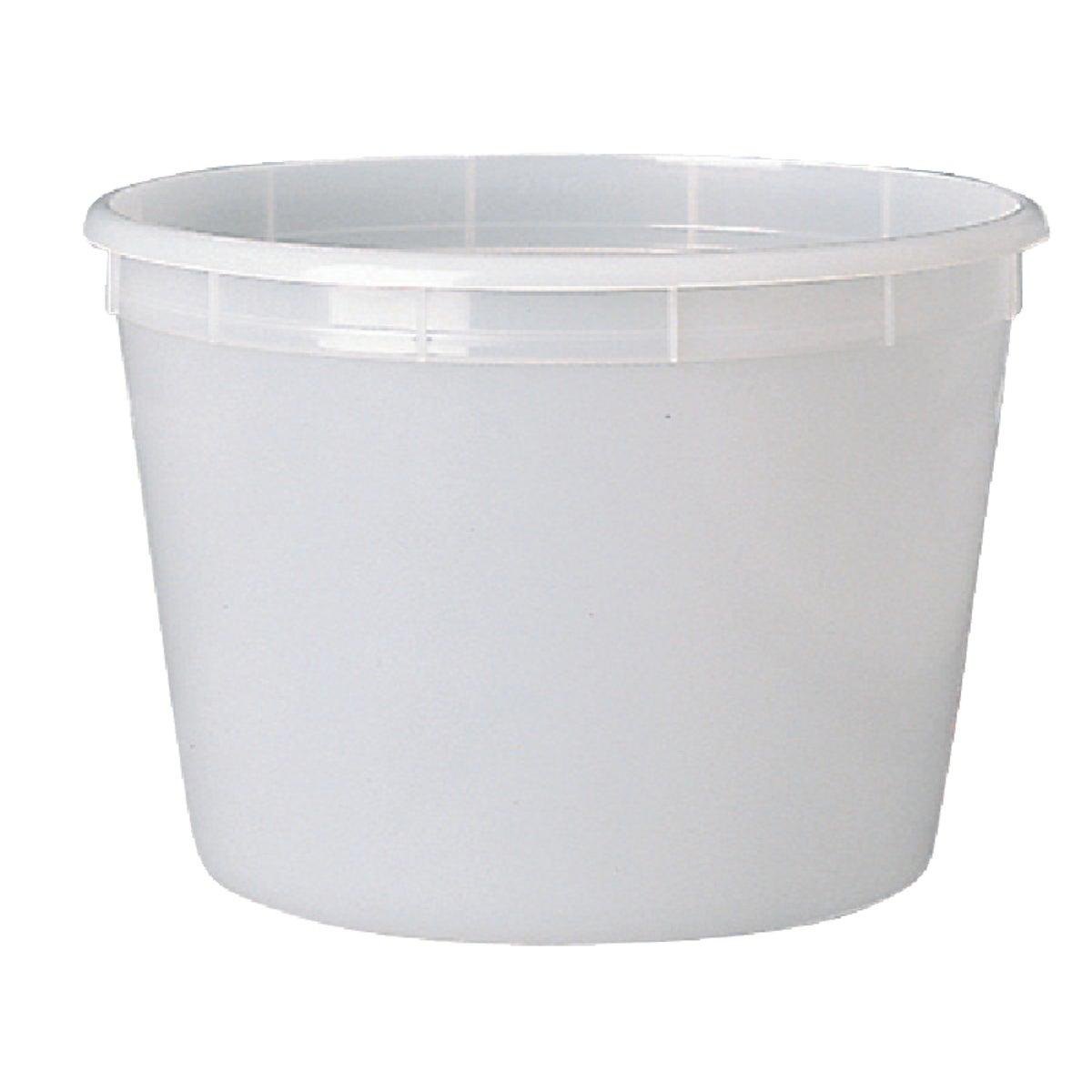 5PT PLASTIC UTILITY TUB - 5PT by Leaktite Corporation