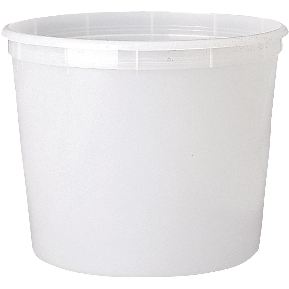 10PT PLASTIC UTILITY TUB - 10PT by Leaktite Corporation