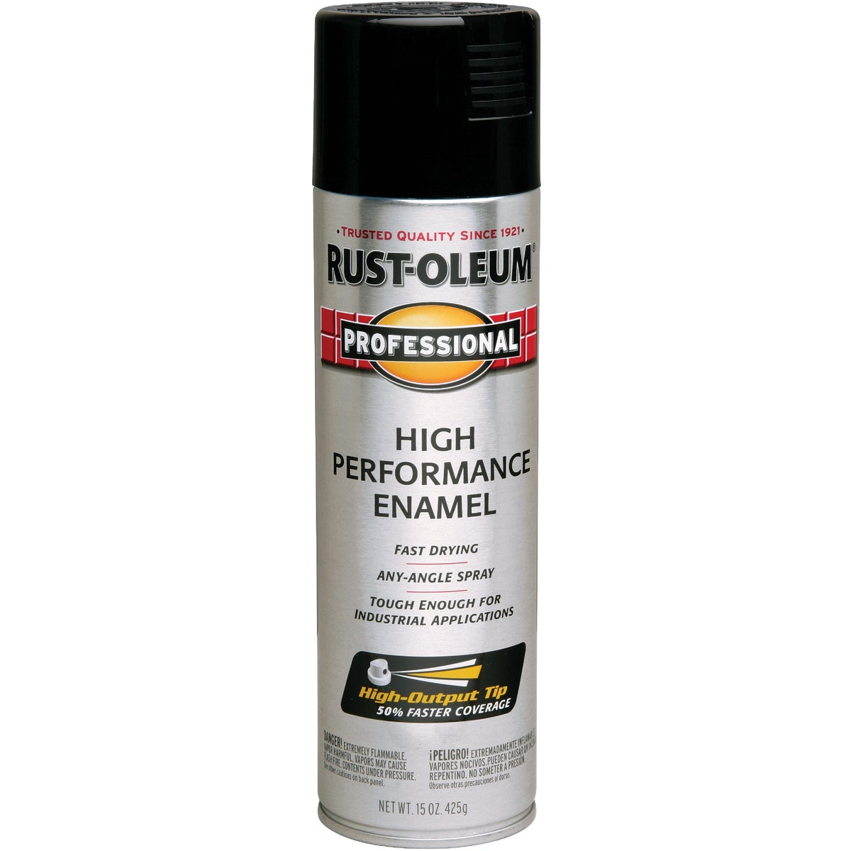 BLACK PRO SPRAY PAINT - 7579-838 by Rustoleum