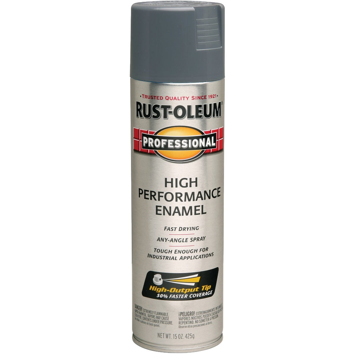 DRK GRAY PRO SPRAY PAINT - 7587-838 by Rustoleum