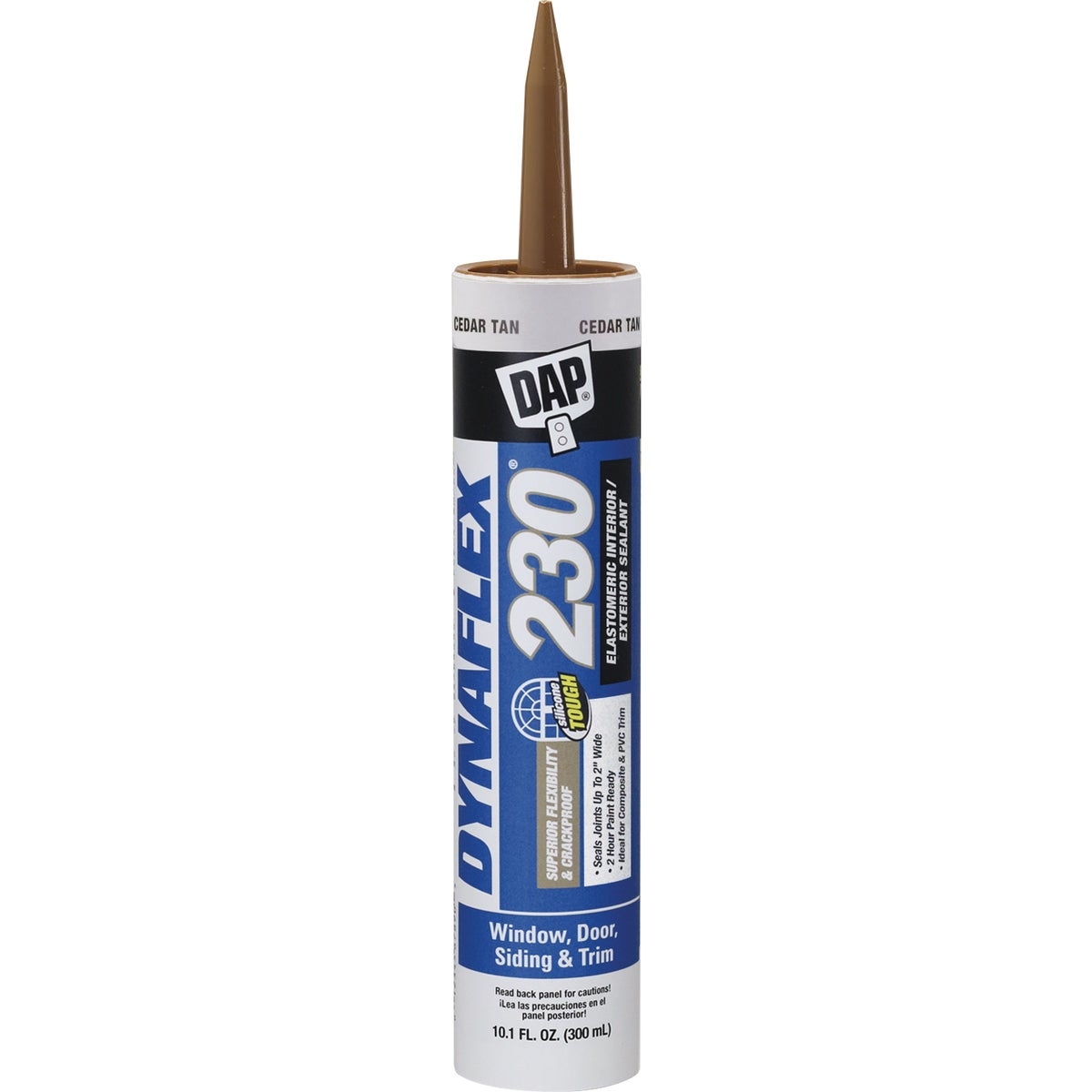 CEDR DYNAFLX LTX SEALANT - 18412 by Dap Inc