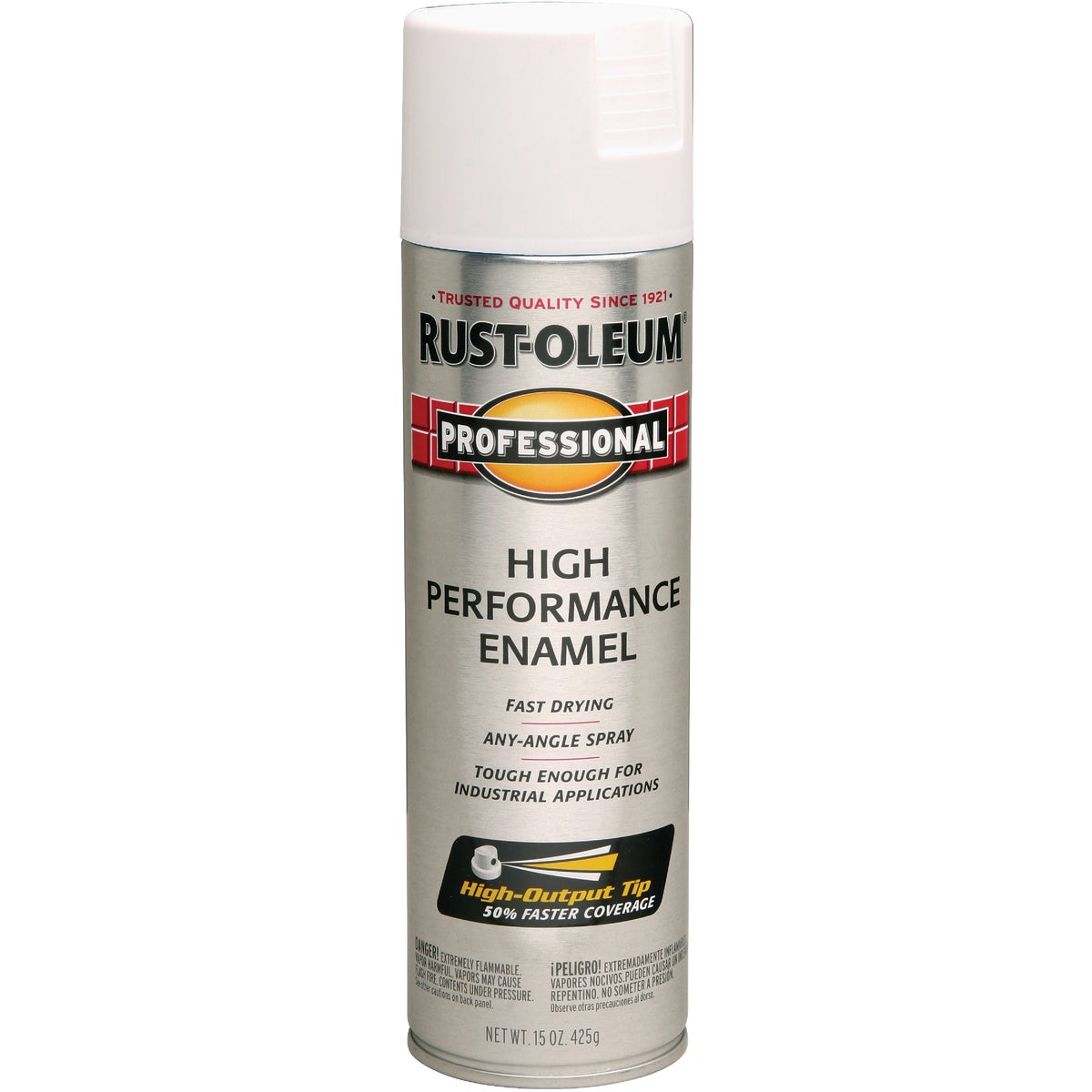 FLAT WHT PRO SPRAY PAINT - 7590-838 by Rustoleum