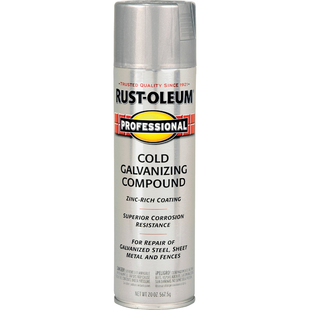 COLD GALV SPRAY COMPOUND