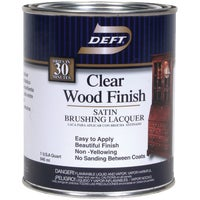 Deft Interior Lacquer, Clear Wood Finish By Deft at Sears.com