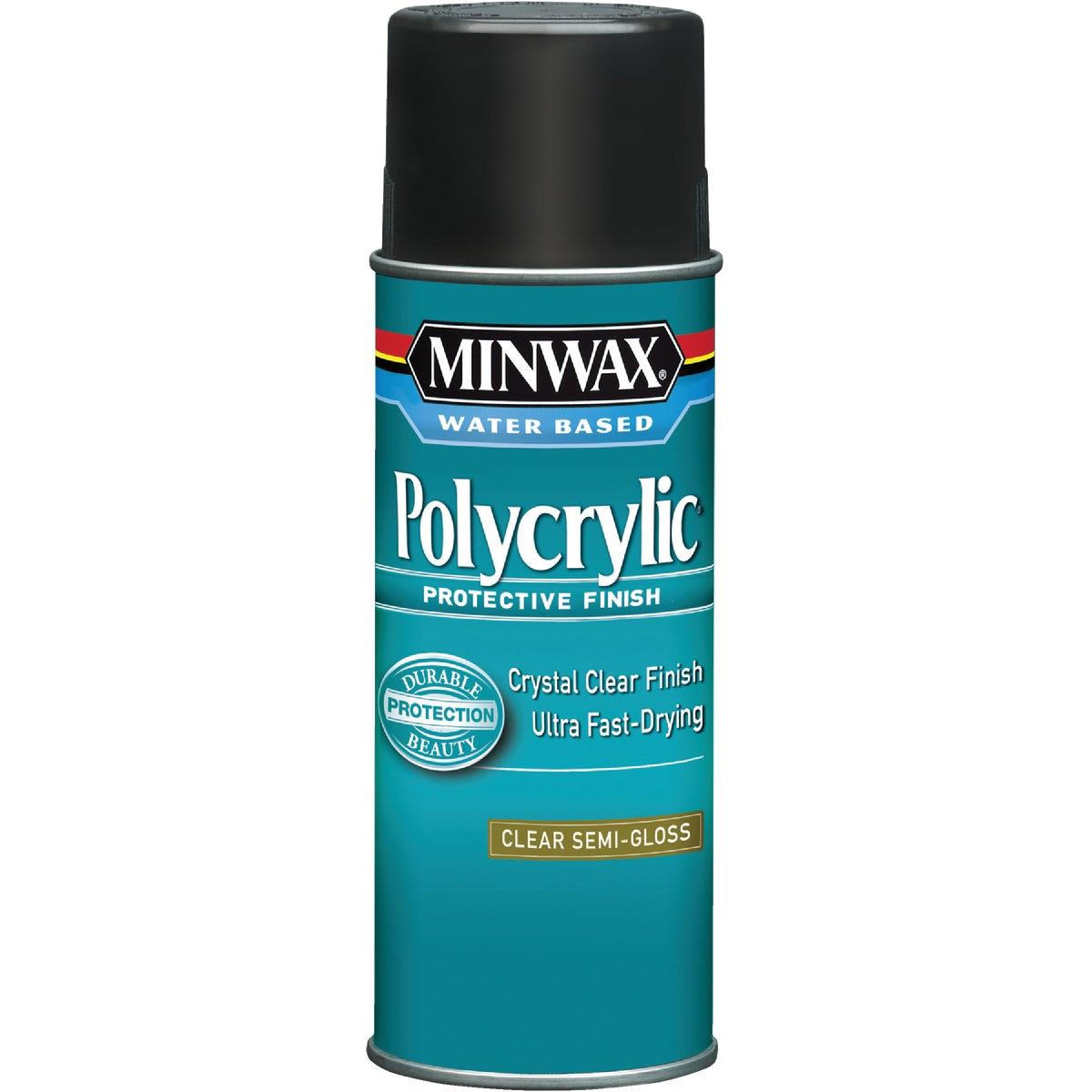 W/B S/G SPRAY POLYCRYLIC - 34444 by Minwax Company