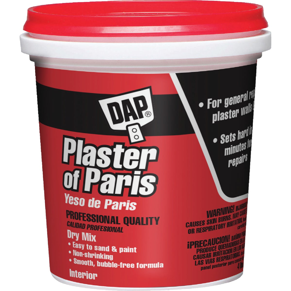 4LB PLASTER OF PARIS - 10308 by Dap Inc