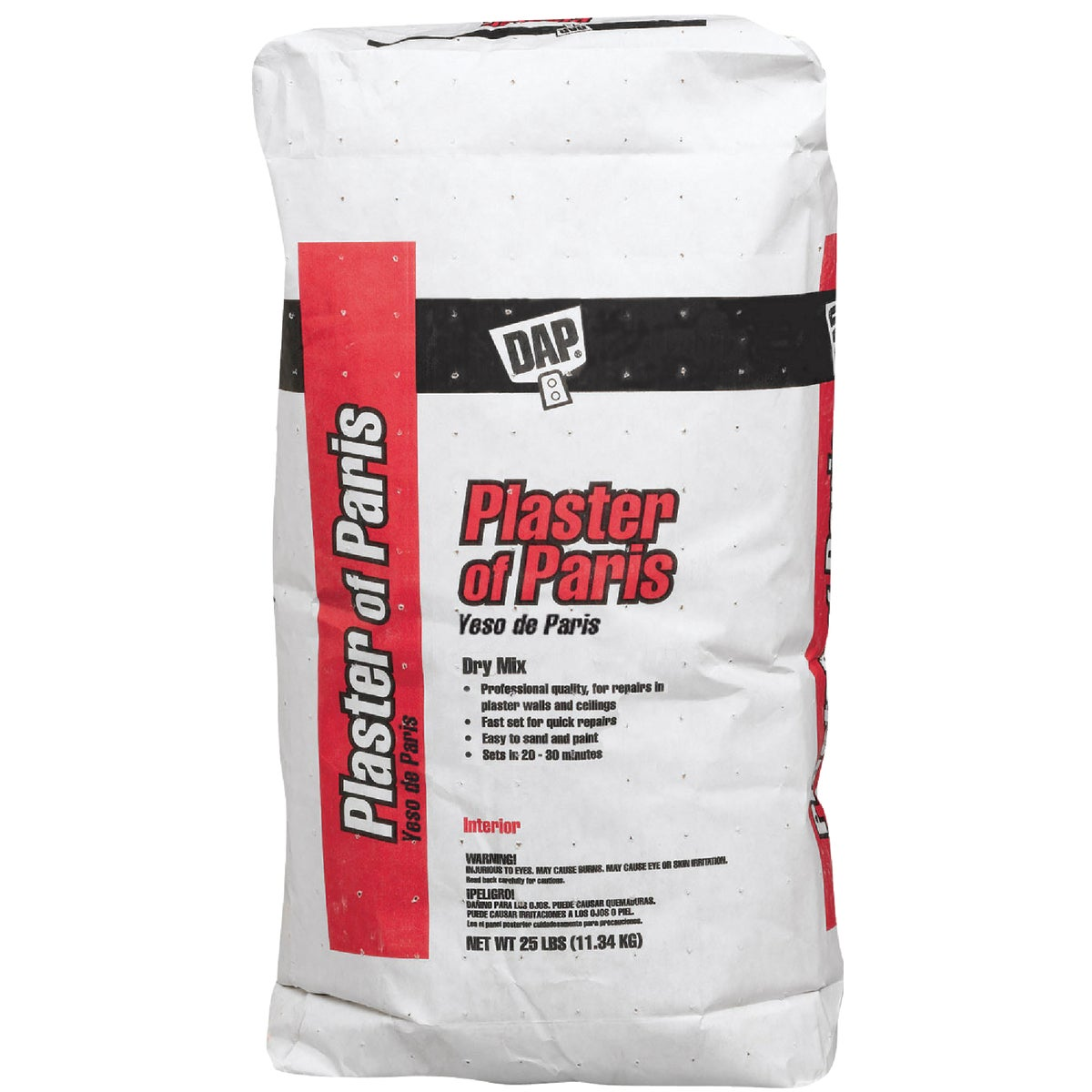25LB PLASTER OF PARIS - 10312 by Dap Inc