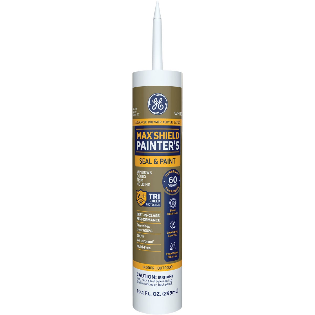 WHT PAINTABLE SEALANT - GE5091 by Momentive Performanc