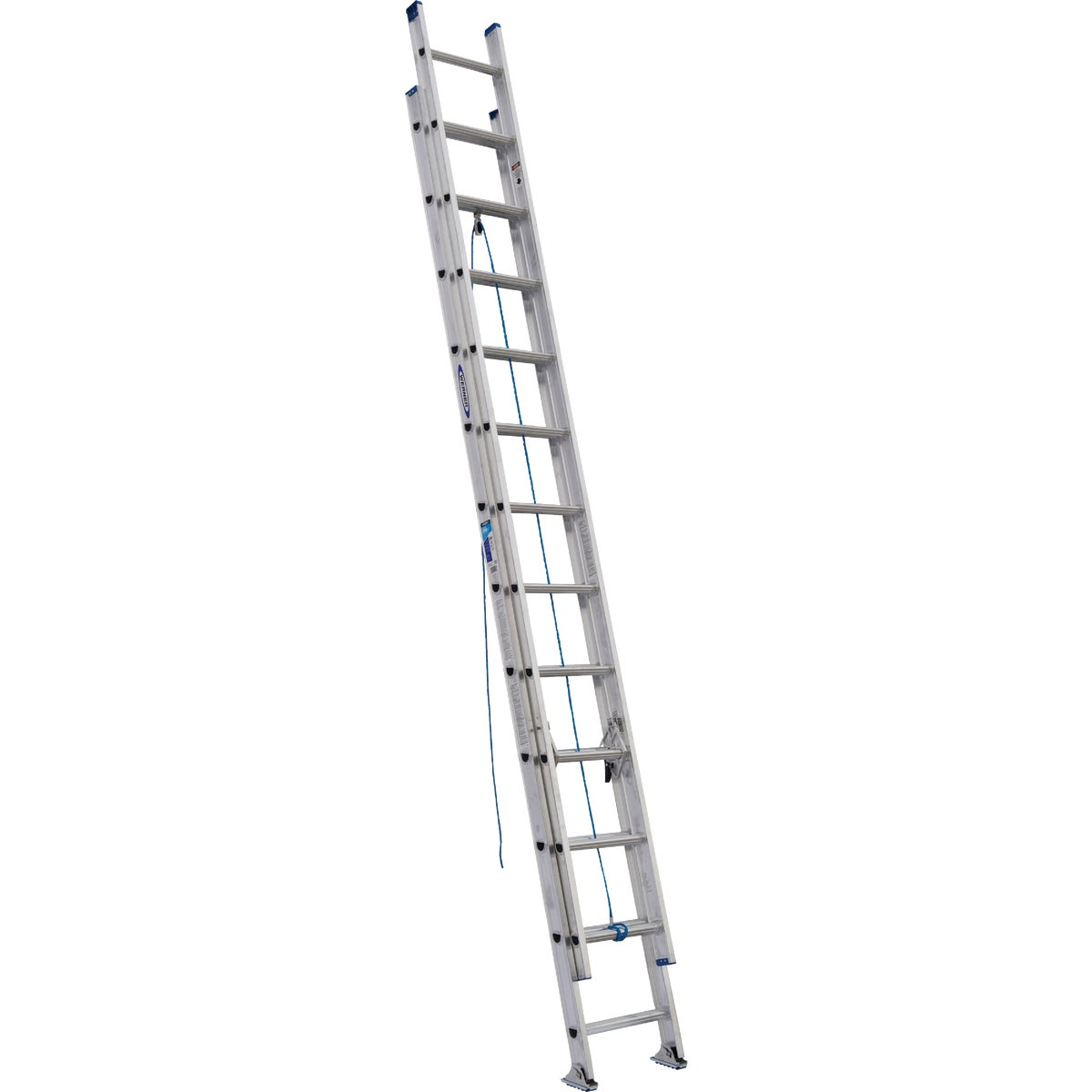 T-1 24' ALUM EXT LADDER - D1324-2 by Werner Ladder