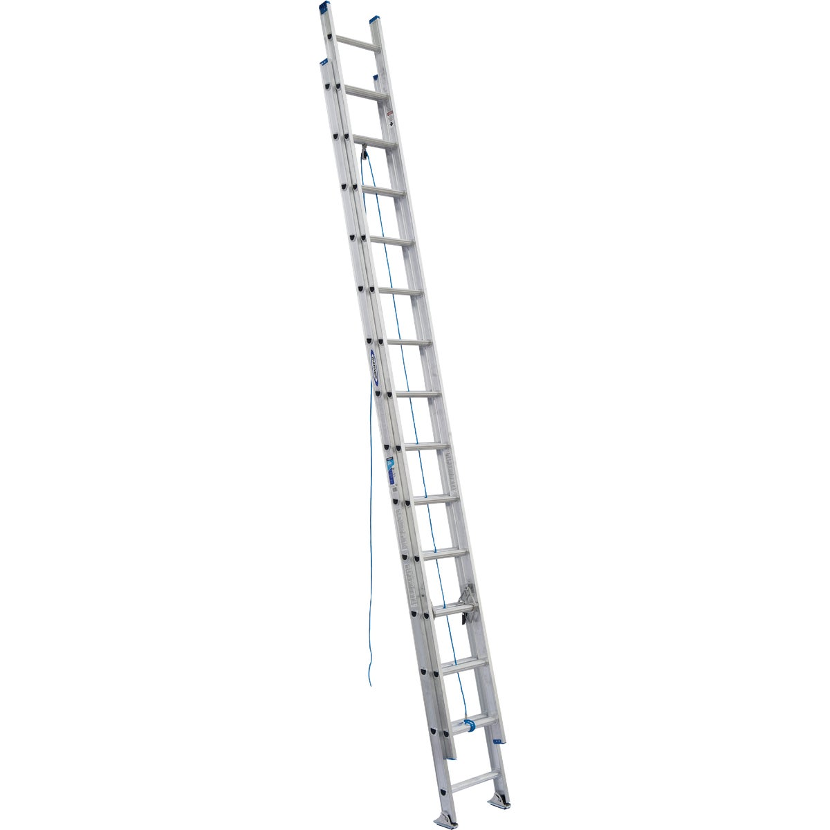 T-1 28' ALUM EXT LADDER - D1328-2 by Werner Ladder