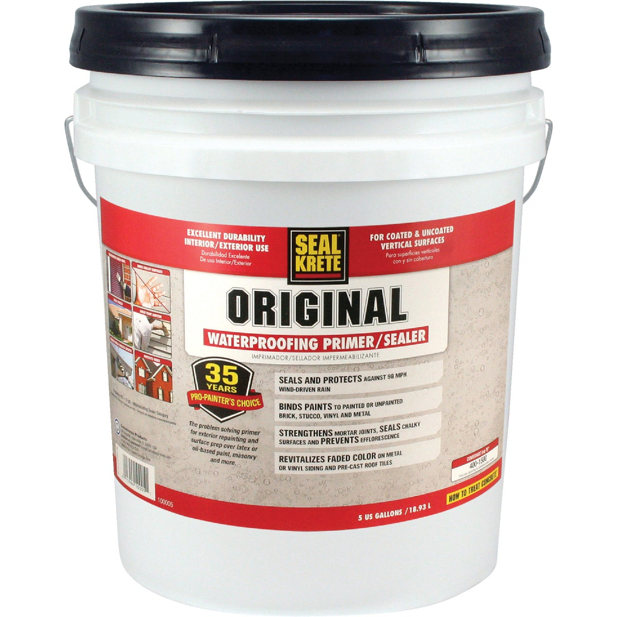 SEAL KRETE BOND SEALER - 100005 by Convenience Products