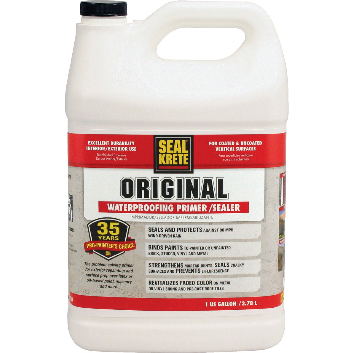 BONDING CLEAR SEALER - 100001 by Convenience Products