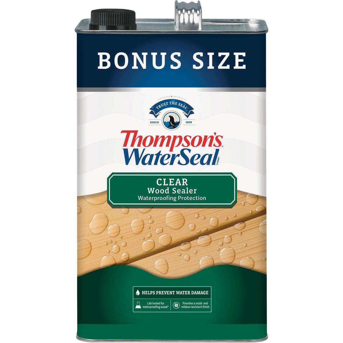 Thompsons 1.2G VOC CLR WD PROTECT TH.021802-03