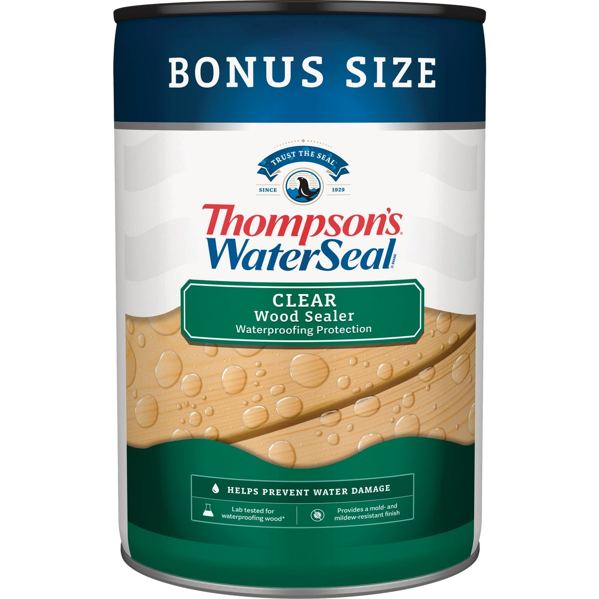 Thompsons 6GAL VOC CLR WD PROTECT TH.021806-06