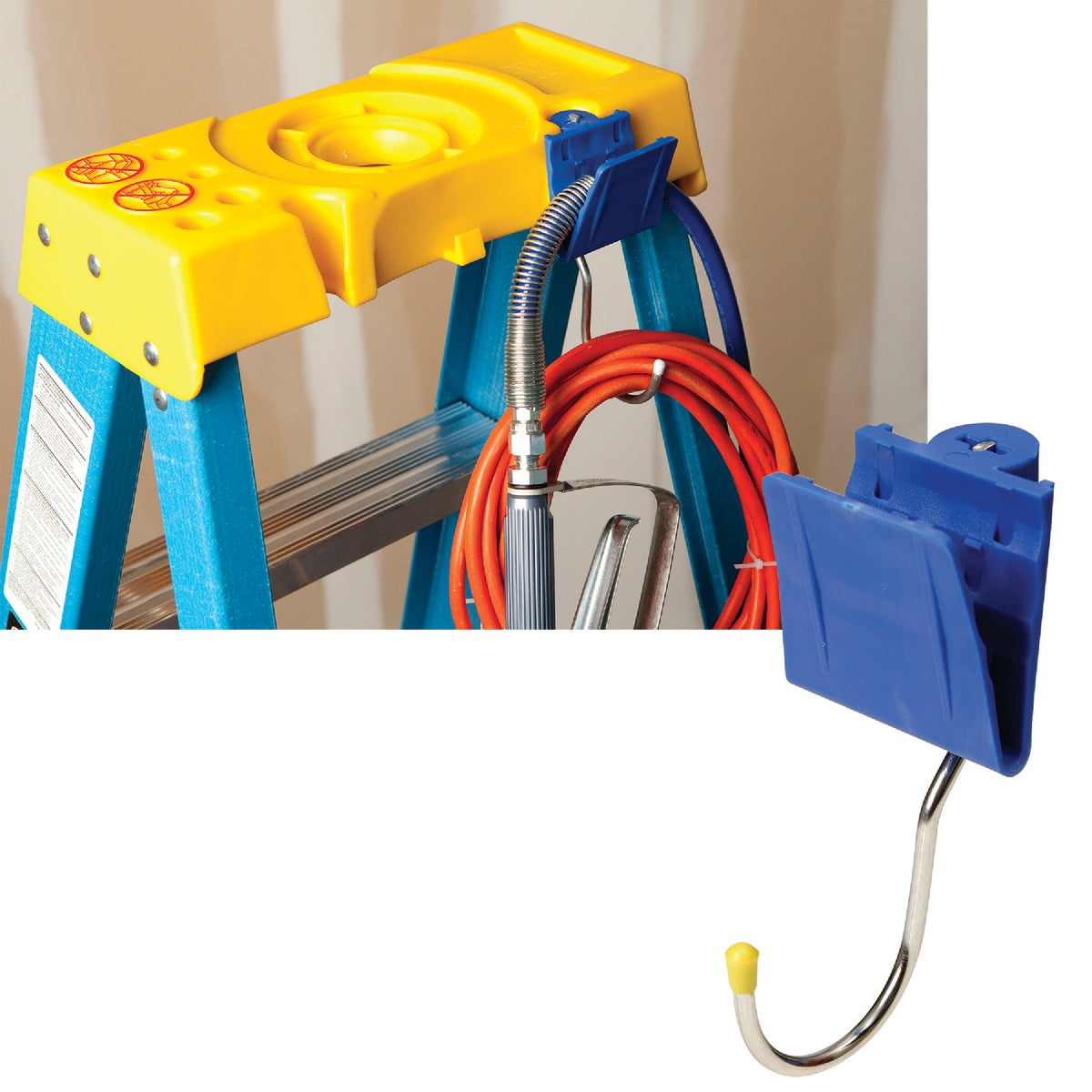 LOCK IN UTILITY HOOK - AC56-UH by Werner Ladder