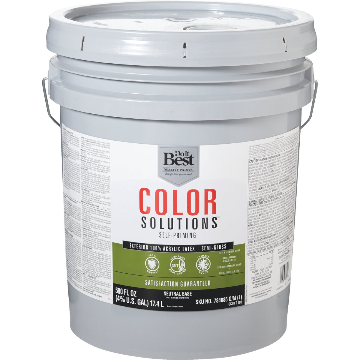 EXT S/G NEUTRAL BS PAINT - CS49T0705-20 by Do it Best