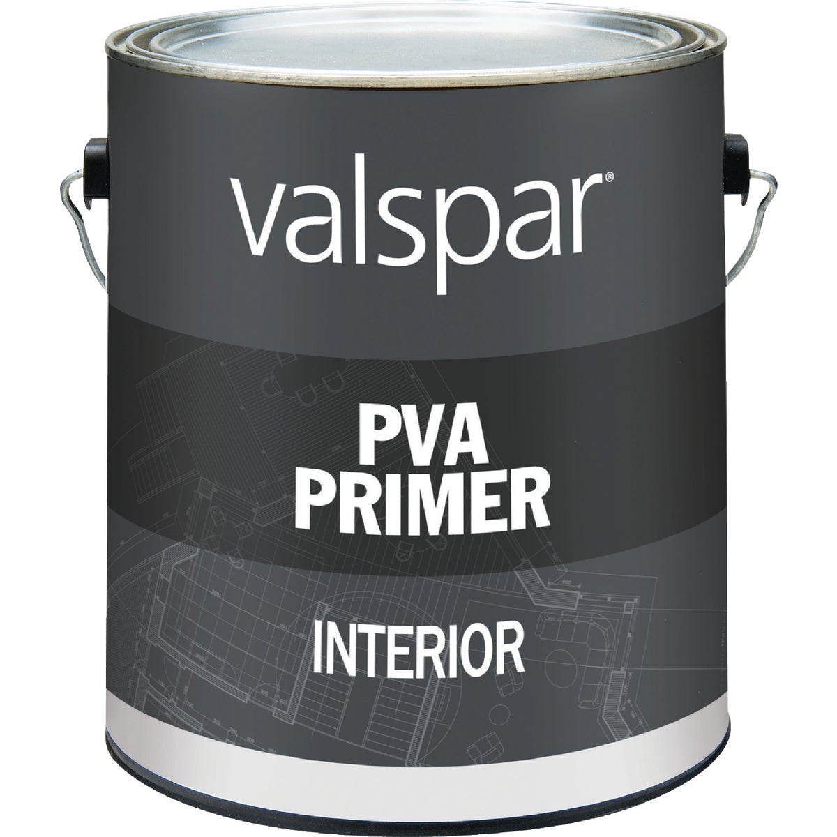 INT LATEX WHT PVA PRIMER