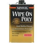 Wipe-on Polyurethane