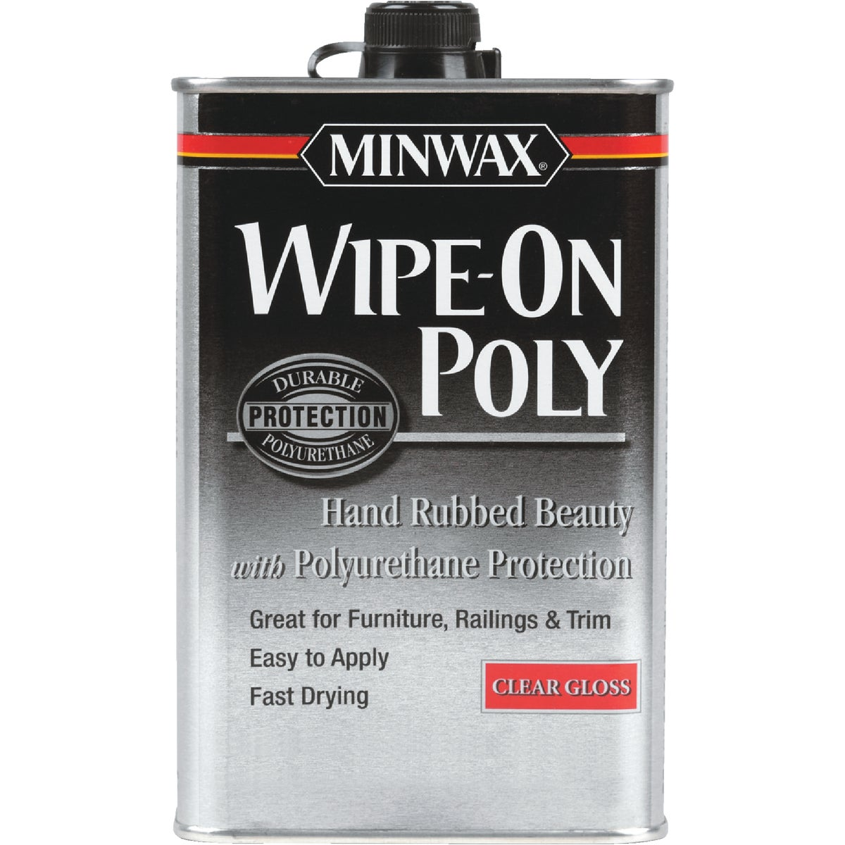 GLS WIPE-ON POLYURETHANE - 60900 by Minwax Company