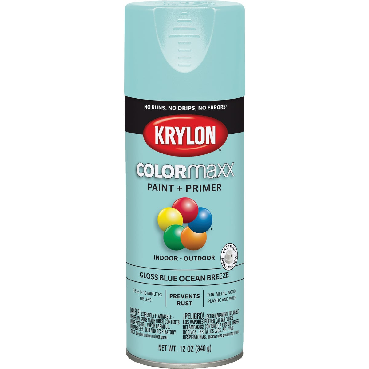 GL OCEAN BRZ SPRAY PAINT - 51512 by Krylon/consumer Div