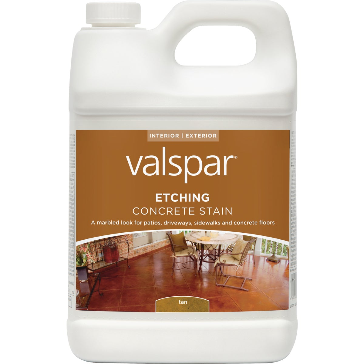 TAN ETCHING STAIN - 024.0082070.007 by Valspar Corp