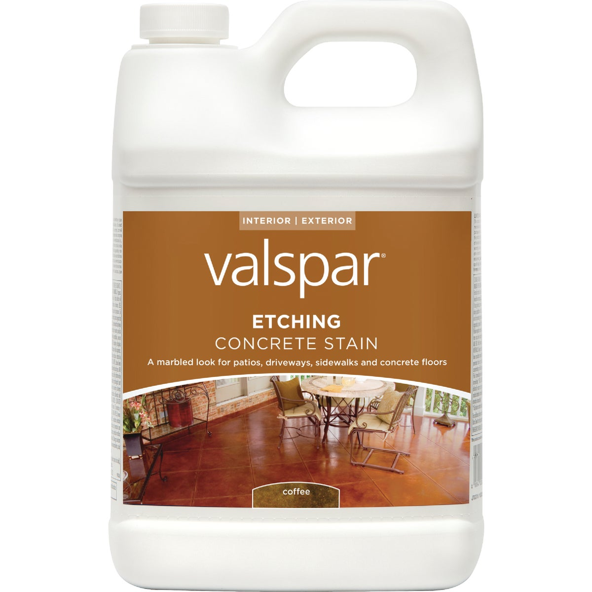 COFFEE ETCHING STAIN - 024.0082071.007 by Valspar Corp