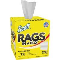 Scott Rags In A Box, White