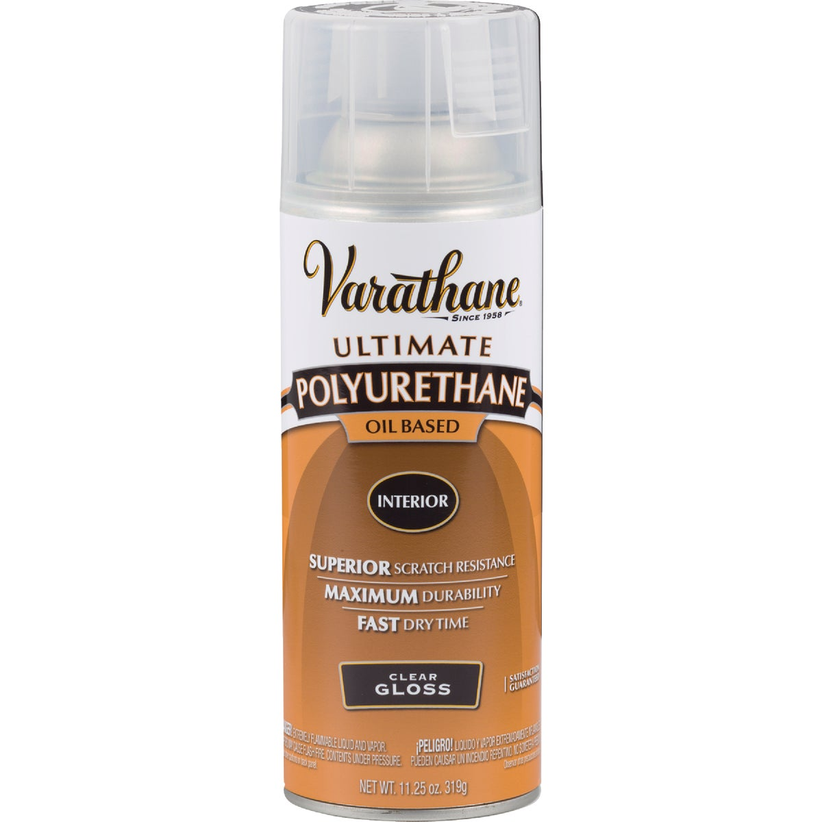 GLOSS SPRAY POLYURETHANE - 9081 by Rustoleum