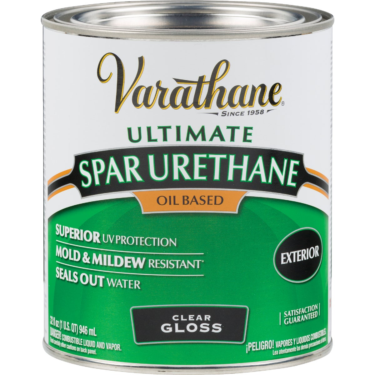 EXT GLOSS SPAR URETHANE - 9241H by Rustoleum