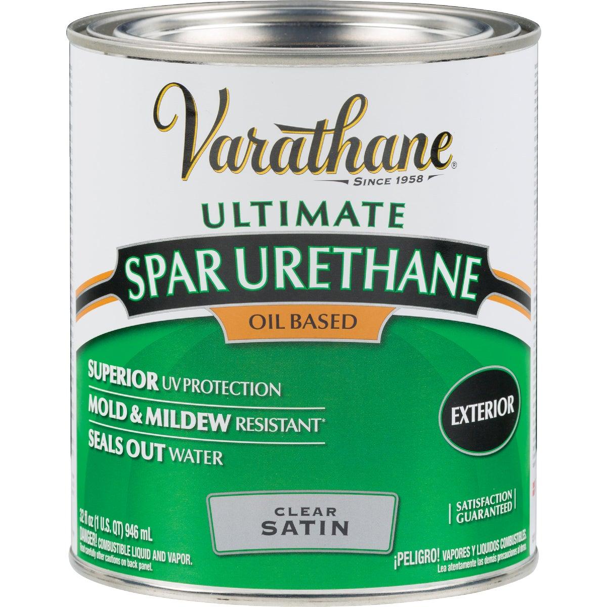 EXT SATIN SPAR URETHANE - 9341H by Rustoleum