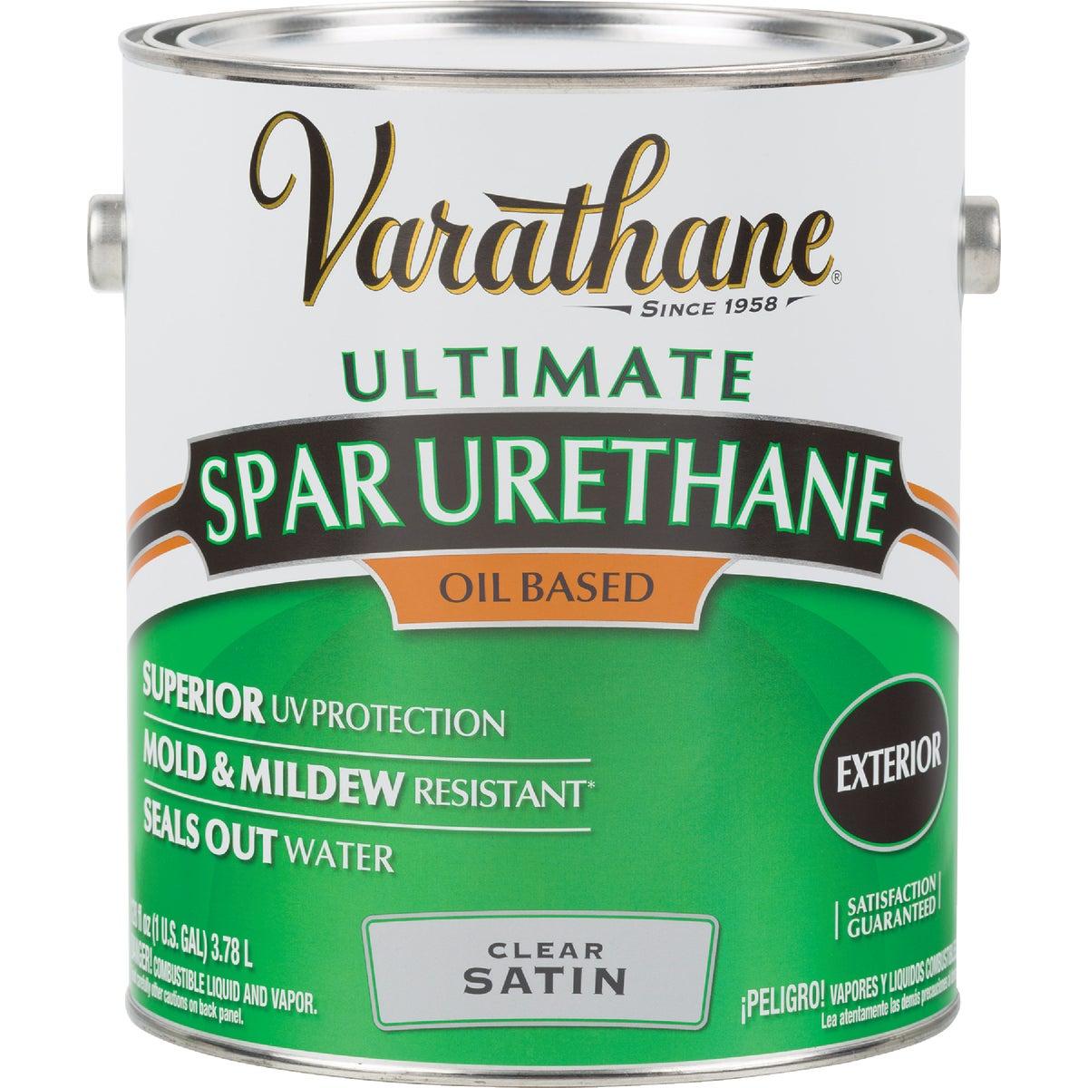 EXT SATIN SPAR URETHANE - 9331 by Rustoleum