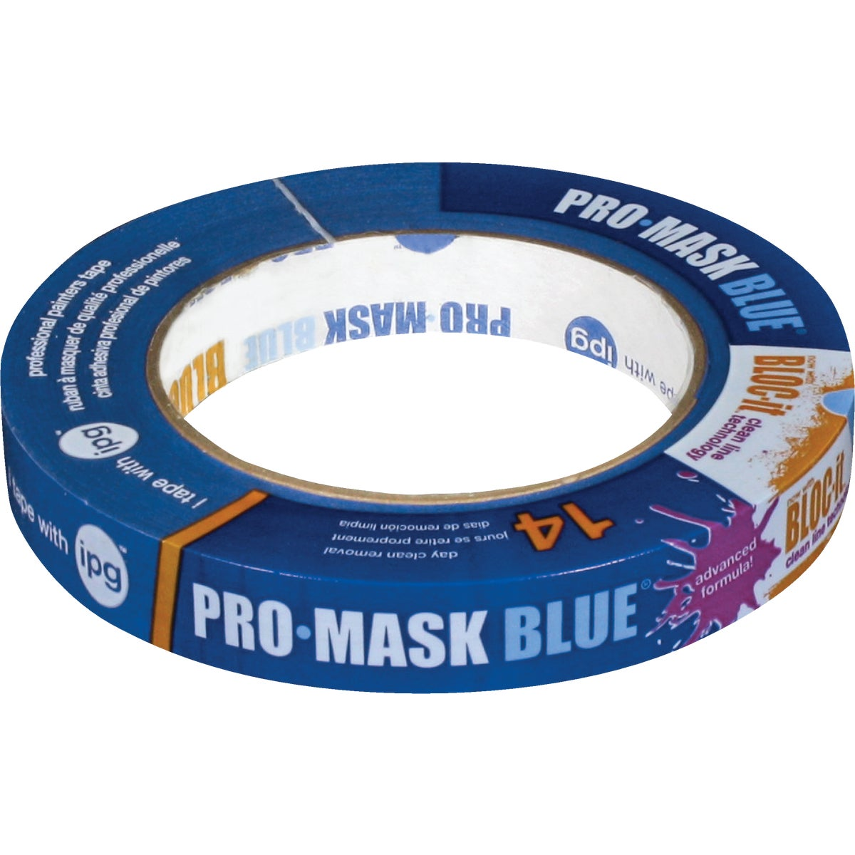 "3/4"" PRO BL MASKING TAPE - 9530 by Intertape Polymer"