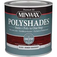 Minwax GLOSS MAHOGANY POLYSHADE 21480