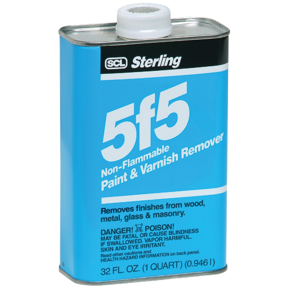 5F5 PAINT/VARNSH REMOVER - 050004 by Savogran Company